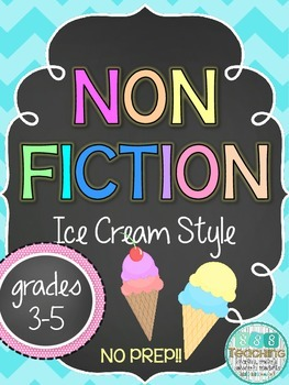 Nonfiction Assessment and Comprehension Grades 3-5