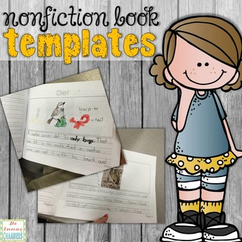 Nonfiction Book Writing Templates: Fact Writing, Research