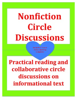 Nonfiction Circle Discussions