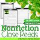 Nonfiction Close Reads BUNDLE (Fall, Winter, Spring)