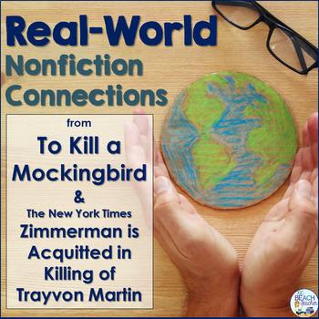 Nonfiction Connections:  To Kill a Mockingbird & Trayvon Martin