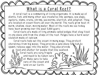 Nonfiction-Coral Reef