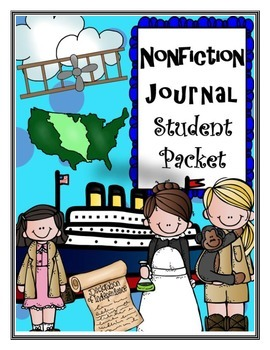 Nonfiction Journal Student Packet
