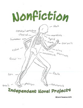 Nonfiction Novel Genre Projects