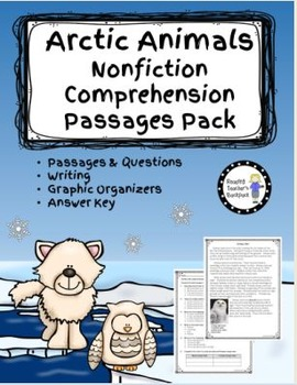 Nonfiction Passages- Arctic Animals