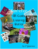 Nonfiction QR Code Books