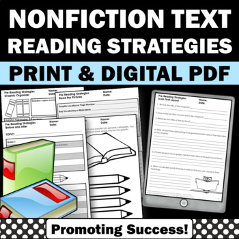 nonfiction text reading comprehension strategeis