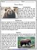 Nonfiction Reading Passages About Animals