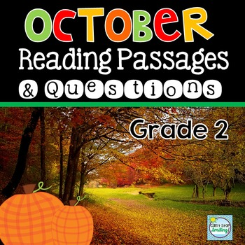 Nonfiction Reading Passages ~ October