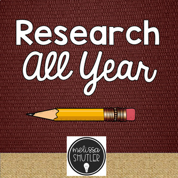 Research All Year Bundle