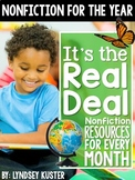 Nonfiction Resources for the YEAR! {The Bundle}