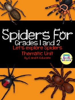Nonfiction Spider Research and Investigation