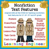 Nonfiction Text Features (Informational Text Features) Non