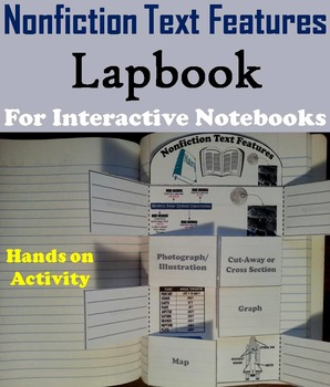 Nonfiction Text Features Activity 6th 5th 4th 3rd Grade Re