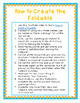 Nonfiction Text Features Flip Book and Resources