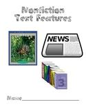 Nonfiction Text Features Booklet