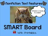 Nonfiction Text Features  SMART Board Bundle