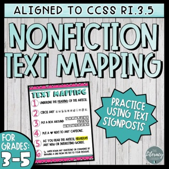 Nonfiction Text Mapping