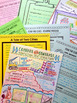 Nonfiction Text Structures - 5 Doodle and Do Sketch Notes