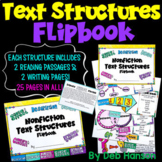 Informational Text Structures FLIPBOOK