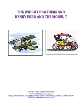 Nonfiction: The Wright Brothers and Henry Ford and the Mod