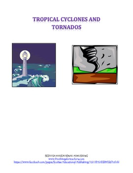 Nonfiction: Tropical Cyclones and Tornados with questions