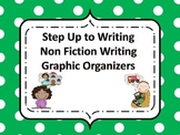 Nonfiction Writing Organizers