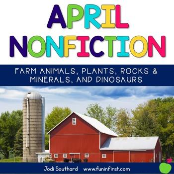Nonfiction in April