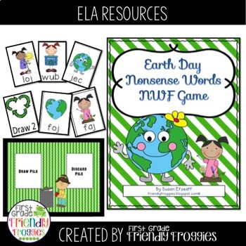 Earth Day - Nonsense Word Fluency
