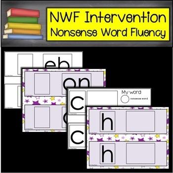 Nonsense Word Fluency (NWF) Intervention Work