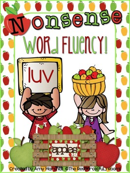 Nonsense Word Fluency Practice Pack!