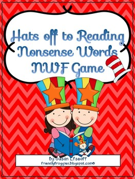 Nonsense Word Fluency - Hats off to Nonsense Words