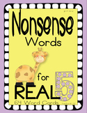 Nonsense Words 5