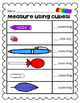 Nonstandard Measurement - Using Cubes