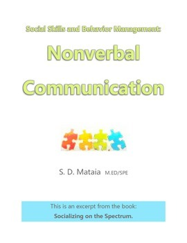 Social Skills and Behavior Management: Nonverbal Communication