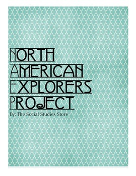 North American Explorers Project
