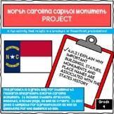North Carolina Capitol Monument Project 4.H.2