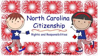 North Carolina Citizenship Rights and Responsibilities