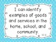 "North Carolina Essential Standards ""I Can"" First Grade SS"