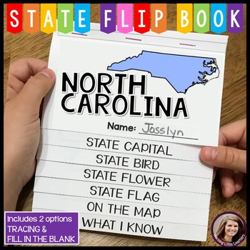 North Carolina State Book