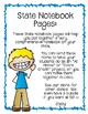 North Carolina State Notebook. US History and Geography