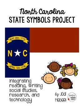North Carolina State Symbols Project