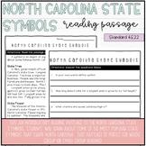 North Carolina State Symbols Reading Passage