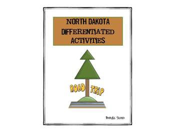 North Dakota Differentiated State Activities