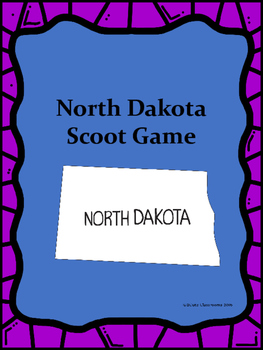 North Dakota Scoot Game