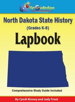 North Dakota State History Lapbook