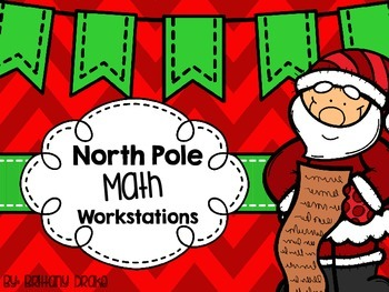 North Pole Math Workstations