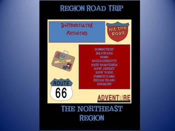 Northeast Region Differentiated State Activities