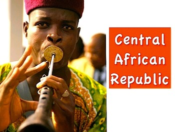 """Northern Central Africa mp4 Sing-Along Movie from """"Geograp"""