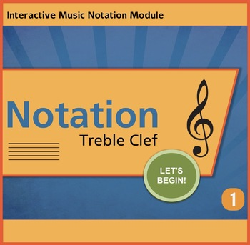 Notation Treble Clef Unit 1 Music Interactive Module